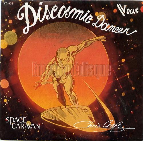 Chris Craft Discosmic Dancer