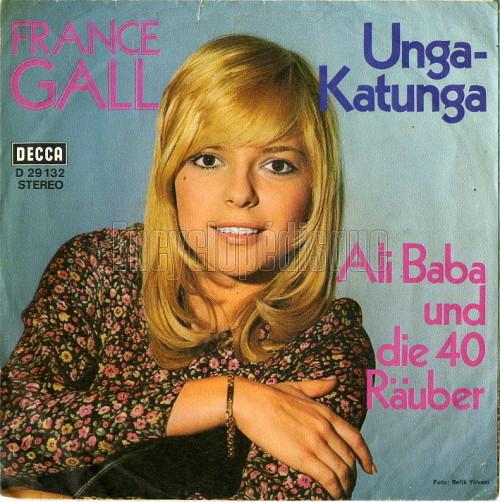 France Gall Unga Katunga