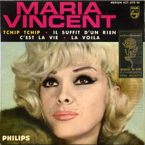 Maria Vincent - Tchip Tchip