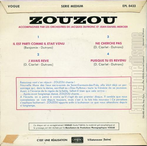 Zouzou 44105