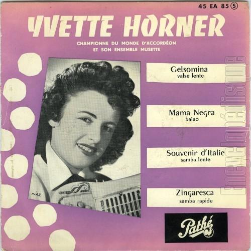 Yvette Horner Il Faut Savoir