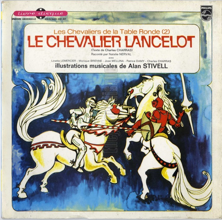 Encyclopdisque recherche - Lancelot chevalier de la table ronde ...