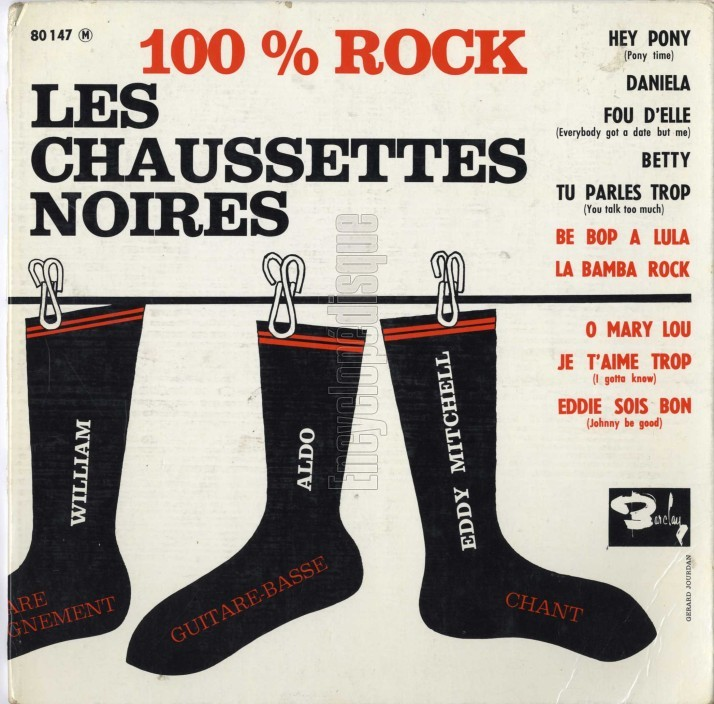 chaussettes jvc electronic desing