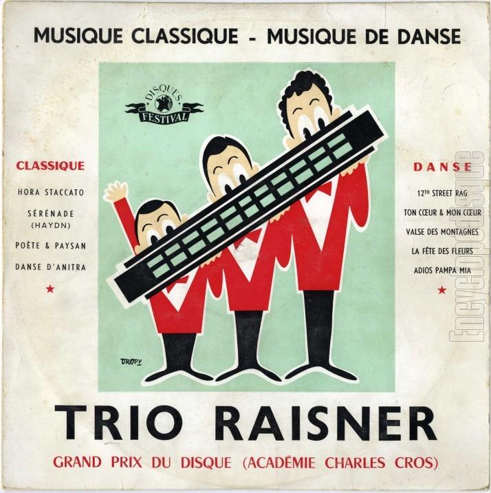 Trio Raisner - Vol. 1