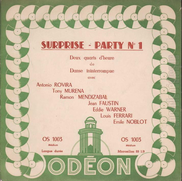 Pierre Spiers Surprise Party France