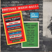 [Pochette de Fontana Music-Hall 6]