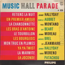 [Pochette de Music-Hall parade n° 23]
