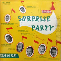 [Pochette de Surprise party danse]