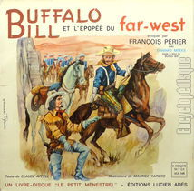 [Pochette de Buffalo Bill et l'épopée du far-west]