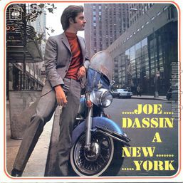 [Pochette de Joe Dassin à New York]