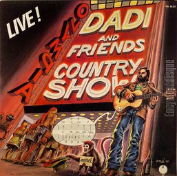 [Pochette de Dadi and friends country show]