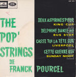[Pochette de The pop' strings de Franck Pourcel]