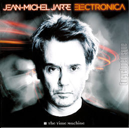 [Pochette de Electronica 1 - The time machine]