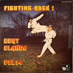 [Pochette de Fighting-rock !]