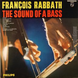 [Pochette de The sound of a bass]