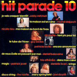[Pochette de Hit Parade N° 10]