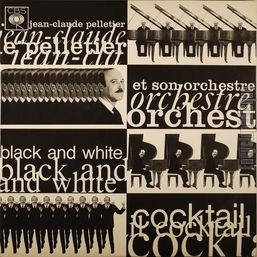 [Pochette de Black and white cocktail]