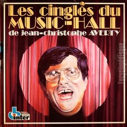 [Pochette de Les Cinglés du Music-Hall de Jean-Christophe Averty]