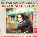[Pochette de So far away from L.A.]