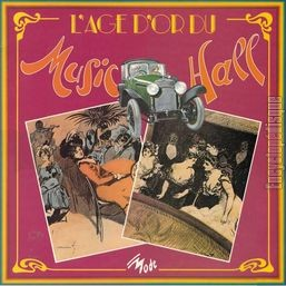 [Pochette de L'âge d'or du Music-Hall]