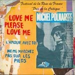 [Pochette de Love me please love me (Michel POLNAREFF)]