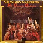 [Pochette de She wears a rainbow]