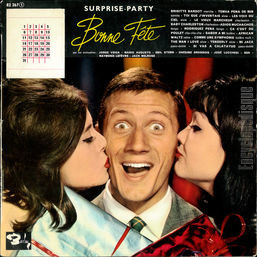 [Pochette de Surprise party « Bonne fête »]