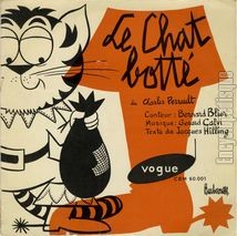 [Pochette de Le chat botté]