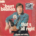 [Pochette de That's all right]