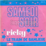 [Pochette de Samedi soir (Saturday night)]
