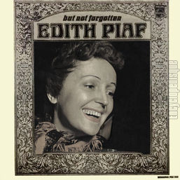 [Pochette de But not forgotten (Édith PIAF)]