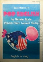 [Pochette de Pop english - Book/Record 4]