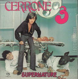 [Pochette de 3 - Supernature]
