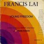 [Pochette de Young freedom]