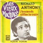 "[Pochette de J'entends siffler le train - série "" les vieux machins "" (Richard ANTHONY)]"