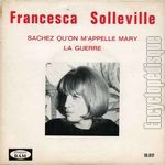 [Pochette de Sachez qu'on m'appelle Mary]