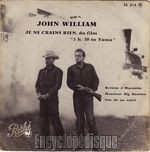[Pochette de Je ne crains rien (John WILLIAM)]
