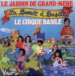 [Pochette de Le jardin de grand-m�re]