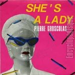 [Pochette de She's a lady (nouvelle version)]