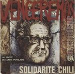 [Pochette de Venceremos-Solidarit� Chili]