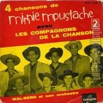 [Pochette de 4 chansons de Minnie Moustache vol.2]