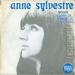[Pochette de Mousse / Quand on dansait La vie en rose (Anne SYLVESTRE)]