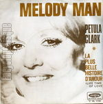 [Pochette de Melody man (version fran�aise)]
