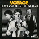 [Pochette de I don't want to fall in love again]