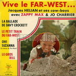 [Pochette de Vive le Far-West…]