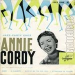 [Pochette de Jazz-party chez Annie Cordy]