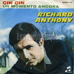 [Pochette de Cin cin (version italienne) (Richard ANTHONY)]