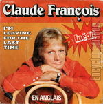 [Pochette de I'm leaving for the last time (version anglaise)]
