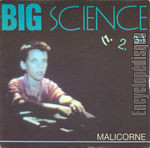 [Pochette de Big science]