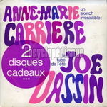 [Pochette de Anne-Marie CARRI�RE - Joe DASSIN]